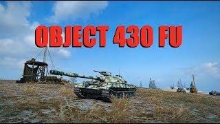 WOT - Object 430 FU | World of Tanks