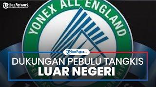 Malaysia hingga Denmark Beri Dukungan Wakil Indonesia yang Dipaksa Mundur dari All England 2021