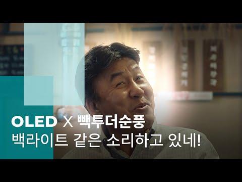 박영규 'LG디스플레이 OLED  CF' [빽투더 순풍]