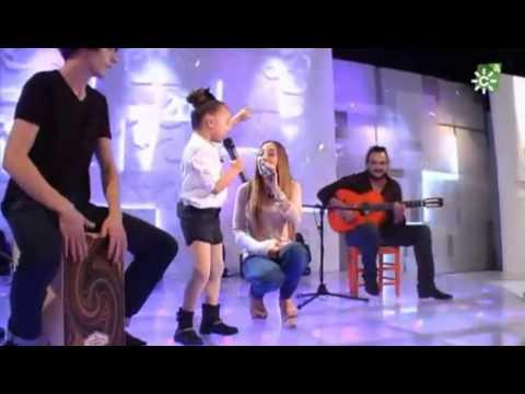 Indara y María Carrasco- Abuelo- Menuda Noche