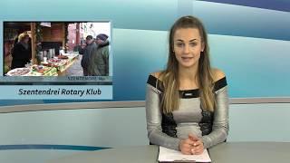 Szentendre MA / TV Szentendre / 2019.12.11.
