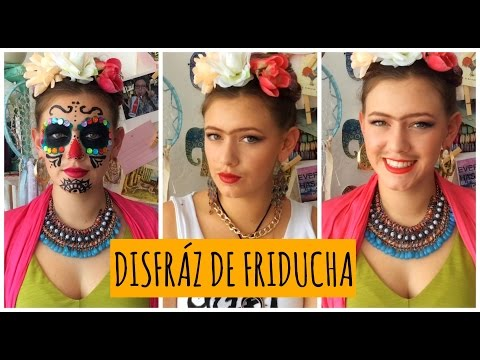 Disfrazate de Frida Kahlo | 3 ideas! | DIY