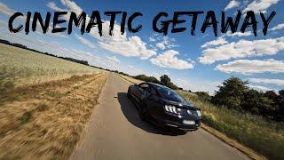 Cinematic Getaway    4K FPV    Reelsteady GO