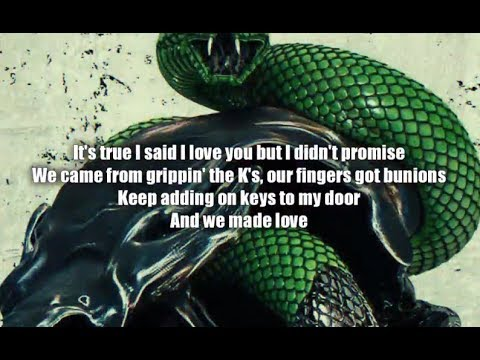 Future & Young Thug - Real Love (LYRICS)