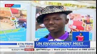 UN environment leaders meet in Nairobi, focus on conservation of the environment