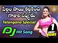 Sillam Sai Katta Kinda Gajula Sappudu Telangana Special  Dj Song | Disco Recording Company video download