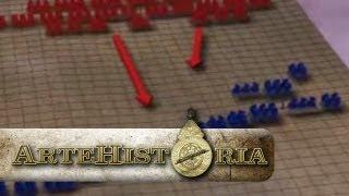 preview picture of video 'Batalla de Gaugamela'