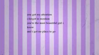 Aaron Fresh spending all my time lyrics (download)