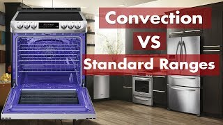 Differences Between Standard and Convection Oven
