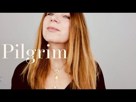 UNBOXING Schmuck von Pilgrim Danish Design⎮Wunderschöne Halsketten & Glücksarmbänder⎮Kirsty Coco