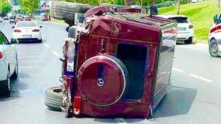 IDIOT Drivers On RUSSIAN ROADS! Driving Fails November 2018 #14 part