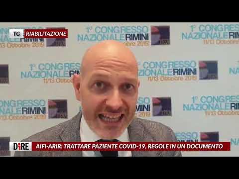 EDIZIONE SETTIMANALE DI TG RIABILITAZIONE AGENZIA DIRE IL VIRUS COVID 19