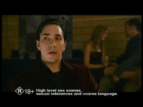 Video trailer för Zack and Miri R rated trailer