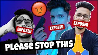 Exposing Triggered Insaan | Mythpat | Carryminati 😡😡