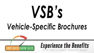 Vehicle-Specific Brochures: Wish Books That Deliver