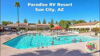 Paradise RV Resort Video