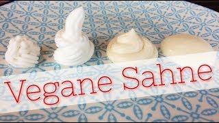 Vegane Sahne | Der große Test!