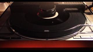 """Zero 7 - Futures (7"""" vinyl: AT92E, Graham Slee Reflex M, Technics SL-7)"""