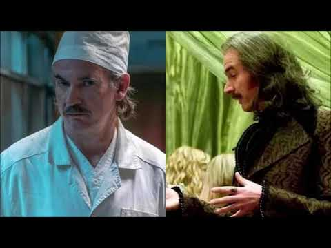 Ator de 'Harry Potter' e 'Chernobyl', M0RR3 aos 54 anos