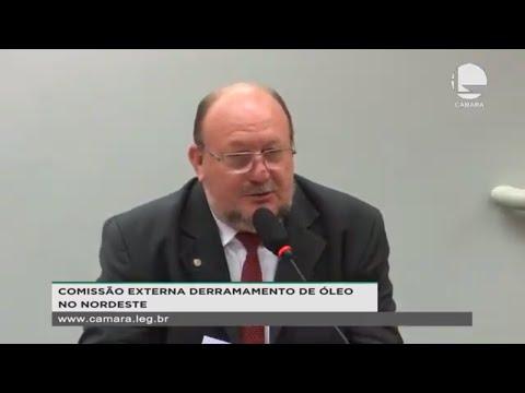Derramamento de Óleo no Nordeste - Discussão e votação do relatório do deputado João Daniel - 10/12