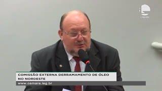 Derramamento de óleo - Discussão e votação do relatório parcial, do deputado João Daniel - None