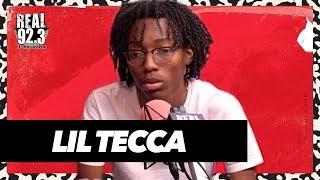 "Lil Tecca Talks Copyright Claim On SoundCloud, Bashing Online Gamers, ""Ransom"""