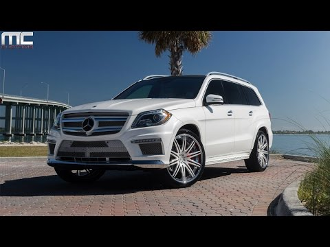 MC Customs | Mercedes-Benz GL550 · Vellano Wheels