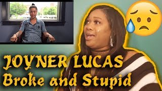 EMOTIONAL😰 Mom Reacts To Joyner Lucas   Broke And Stupid (ADHD) | Reaction