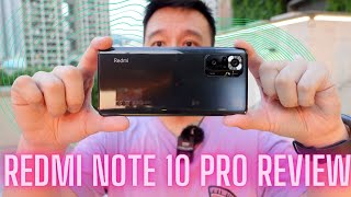 Xiaomi Redmi Note 10 Pro Review: 108MP, 120Hz OLED For Less