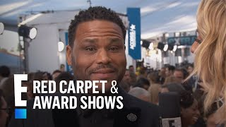 How Well Does Anthony Anderson Really Know Tracee Ellis Ross? | E! Red Carpet & Award Shows