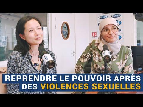 [AVS] Reprendre le pouvoir sur sa vie après des violences sexuelles - Nadia El Bouga et Anya Tsai