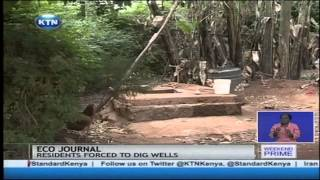 ECO_Journal: Conservation of water catchment areas