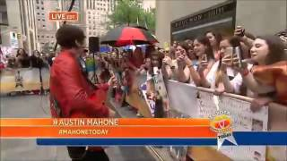 Austin Mahone 2017 Say Somethin Acoustic Toyota Today Show new chonson
