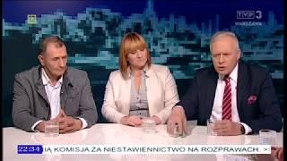 Debata w TV na temat szczepień dr Hubert Czerniak, Justyna Socha Stop NOP, dr Michał Sutkowski