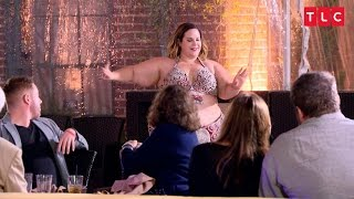 Get A Front Row Seat To Whitneys Table Side Belly Dance Performance Movie