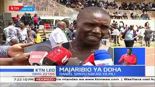 Michael Kibet ashinda majaribio ya Doha