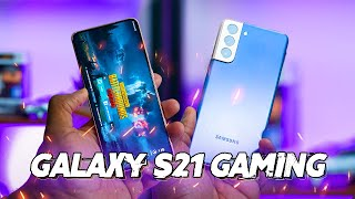 Samsung Galaxy S21 5G Unboxing & Gaming First Look