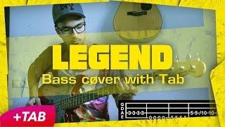 Twenty One Pilots   Legend (BASS COVER  +TAB)