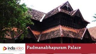 Padmanabhapuram Palace Complex