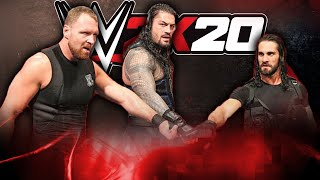 WWE2k20 : The Shield Destroying Everyone | Gameplay