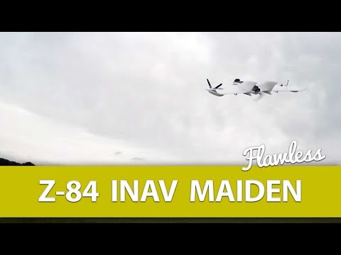 inav-v17-wingwing-z84-maiden