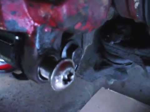 Chevy Avalanche TORX Bolts on Brake Calipers = Headache