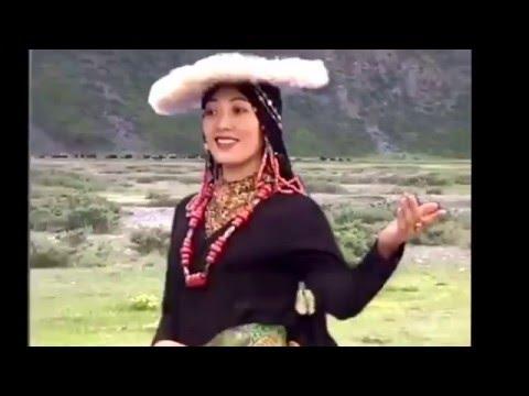 Tibetan song.  འབྲོག་གླུ། སྐྱིད་བྱམས།