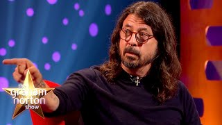 Foo Fighter's Dave Grohl Remembers His First Punk Rock Show   The Graham Norton Show