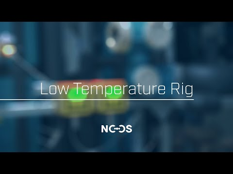 Presentation of our Low Temperature Rig. The rig is available for external use through the ECCSEL infrastructure. Contact Research Scientist David Berstad for more information and booking.