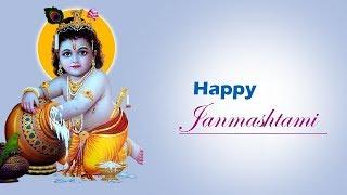Happy Krishna Janmashtami Status 2019   - YouTube