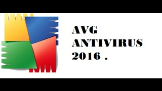 Download AVG ANTIVIRUS 2016 free full version with activation key...$ virus free$.