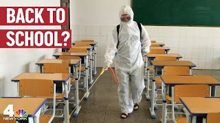 How Safe Is Going Back To School? | NBC New York I-Team
