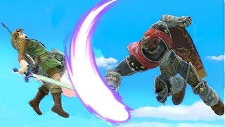 Most Hype Ganondorf CombosPlays In Smash Ultimate