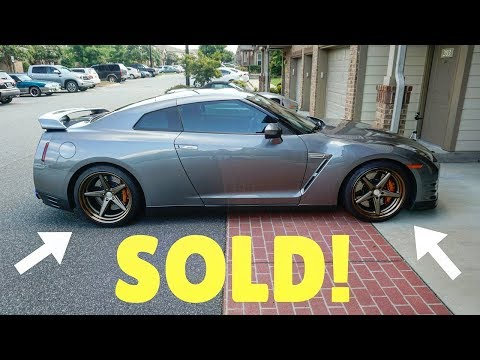 SELLING The BIGGEST Mod From My Nissan GT-R!